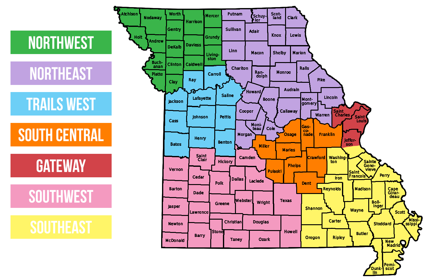 districts map website